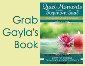Grab Gayla quiet moments
