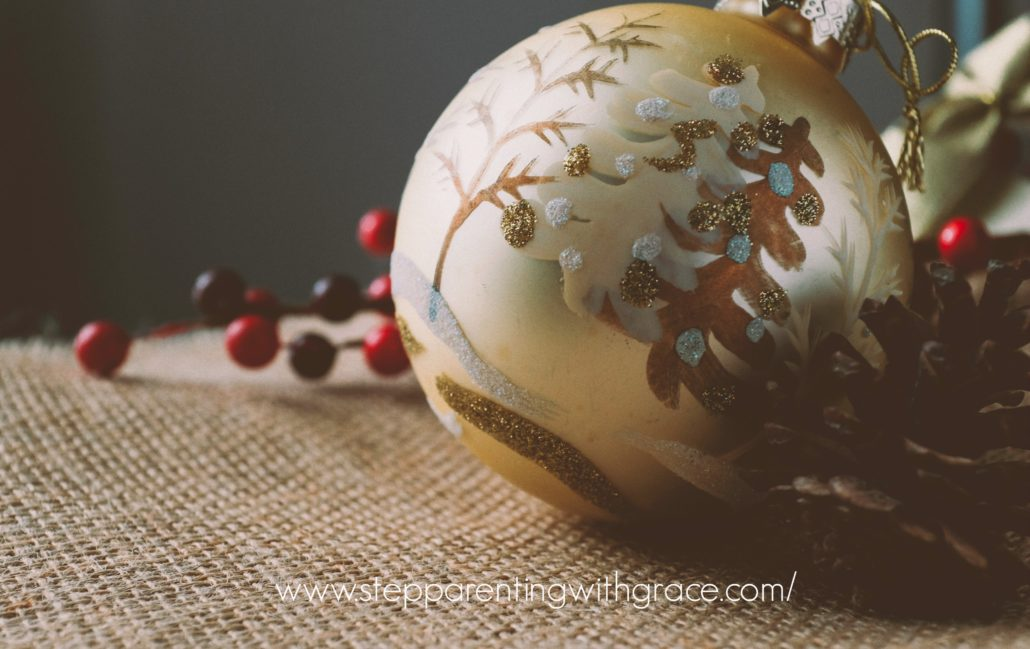 Coping with the bumpy holidays often associated with stepfamilies by Gayla Grace