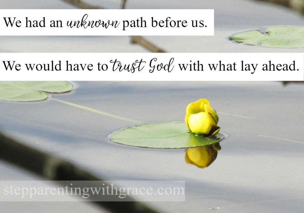 Change is inevitable. Can we learn to trust God & adapt? by Gayla Grace