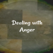 Dealing with Anger by Gayla Grace