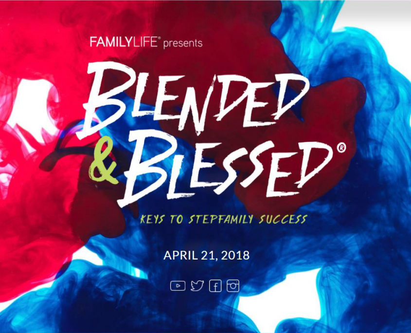 Blended & Blessed a Livestream Event for Blended Families