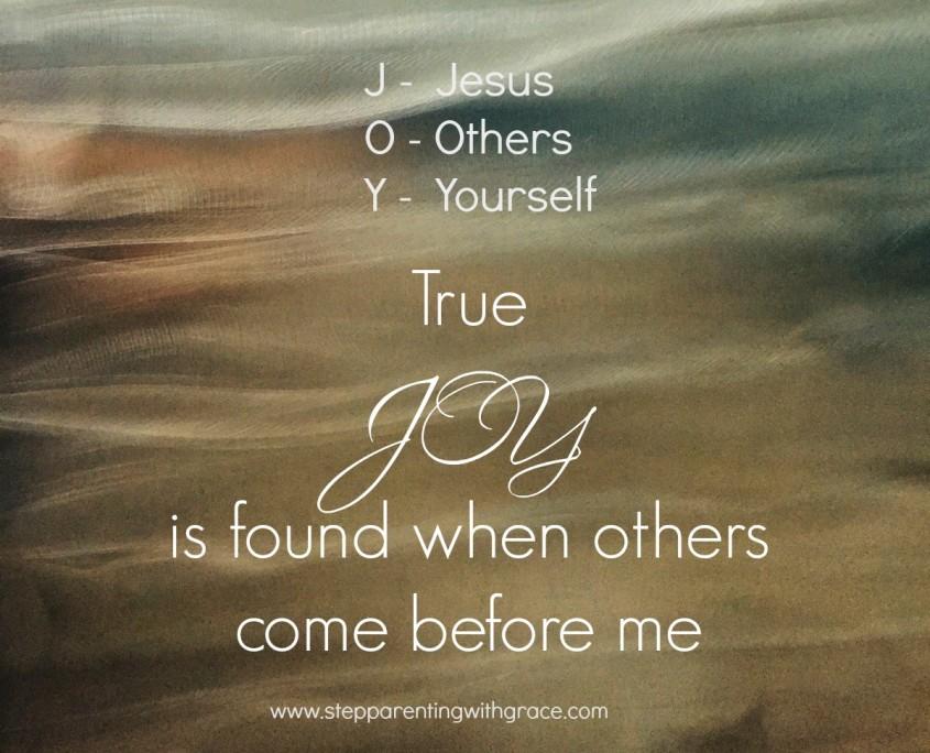 Finding True Joy is a Choice by Gayla Grace
