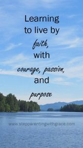 Finding Faith and Hope When the Circumstances are Bleak by Gayla Grace