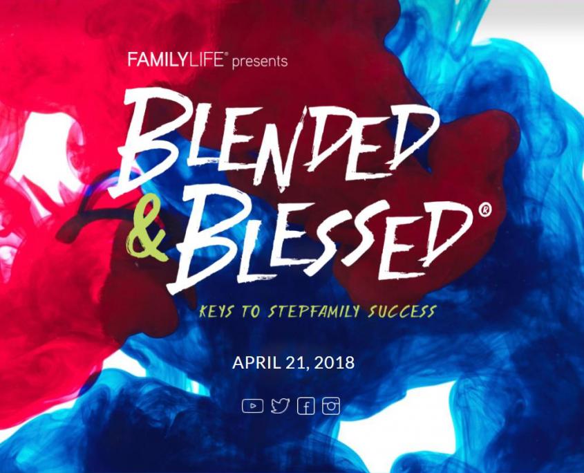 Blended & Blessed a Livestream Event for Blended Families