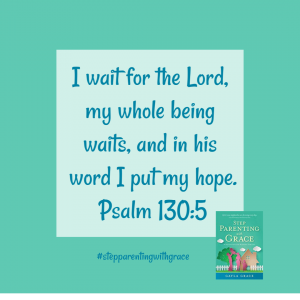 While We are Waiting God is Working by Gayla Grace